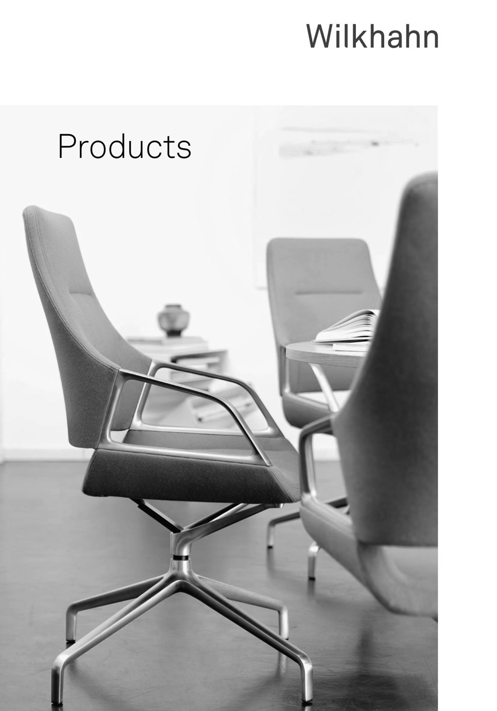 Wilkhahn-productcatalogus