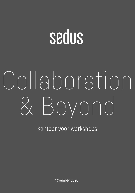 sedus-collaboration-&-beyond